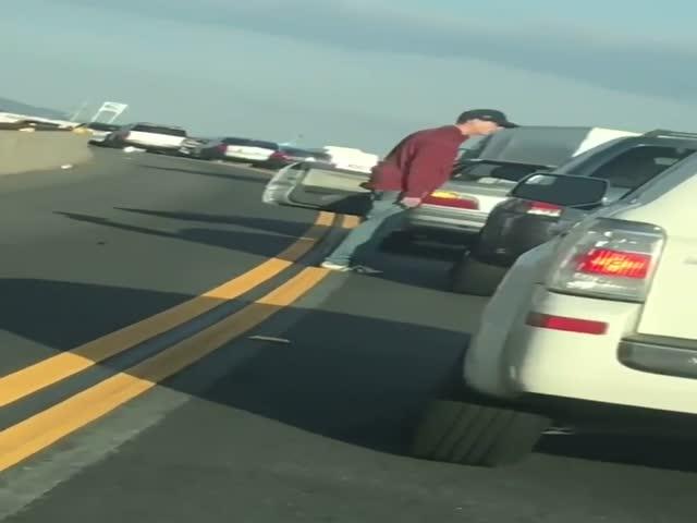 Не играйте с кармой, особенно за рулем автомобиля