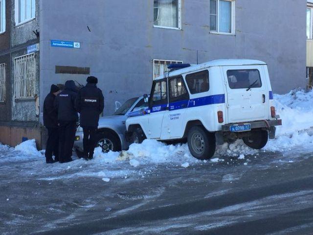 Полиция виноватой не бывает (2 фото)