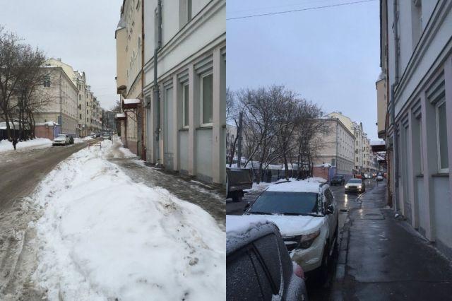 Посол Австралии поможет убрать сугробы на вашей улице (2 фото)