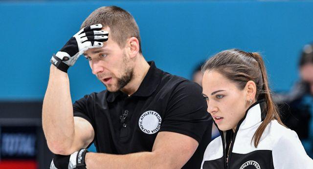 Российские керлингисты остались без медалей Олимпийских игр