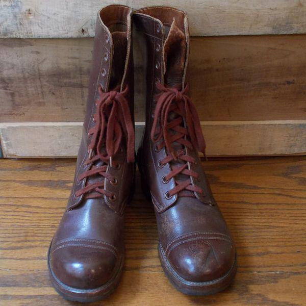История полевых армейских ботинок США (7 фото)