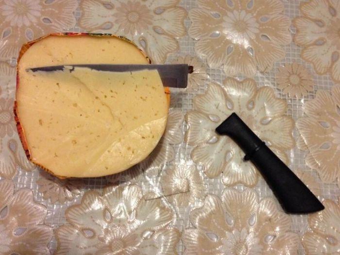 Кухня – для сильных и умелых рук (38 фото)