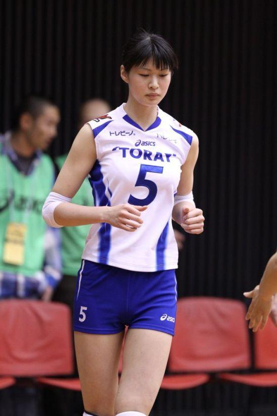 Для ценителей женского волейбола (25 фото)