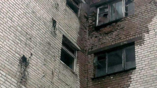 Разрушения домов в Пензе продолжаются (4 фото)