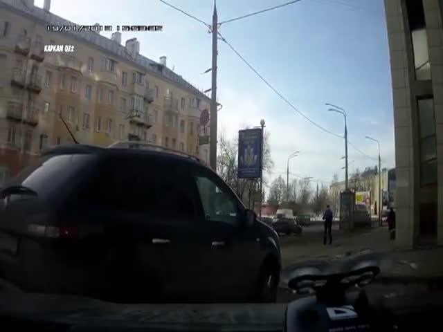 На дороге – сохраняй спокойствие