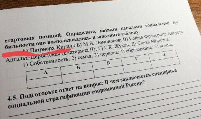 Социальное образование в России (2 фото)