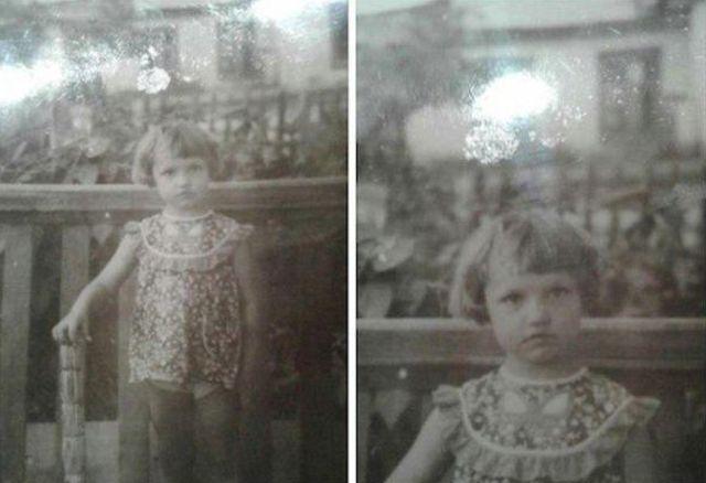 Соцсети объединяют потерявшихся родственников (2 фото)