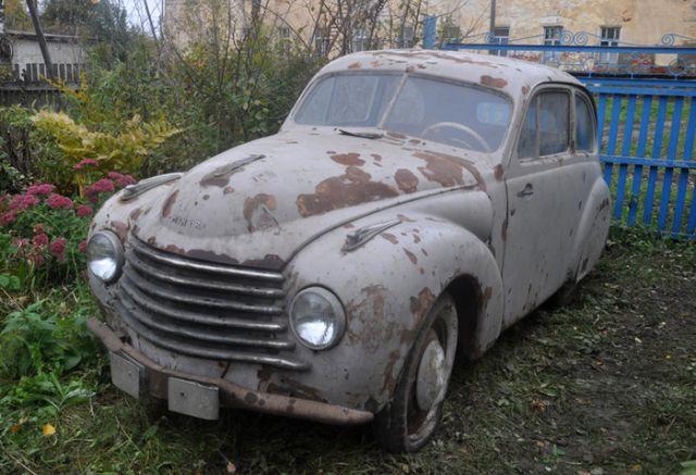 Подарок Сталину: обнаружен Aero Minor (20 фото)