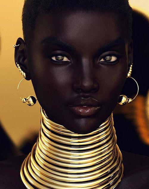 Девушка, которая создана быть моделью (7 фото)