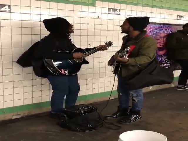 Песни в подземке