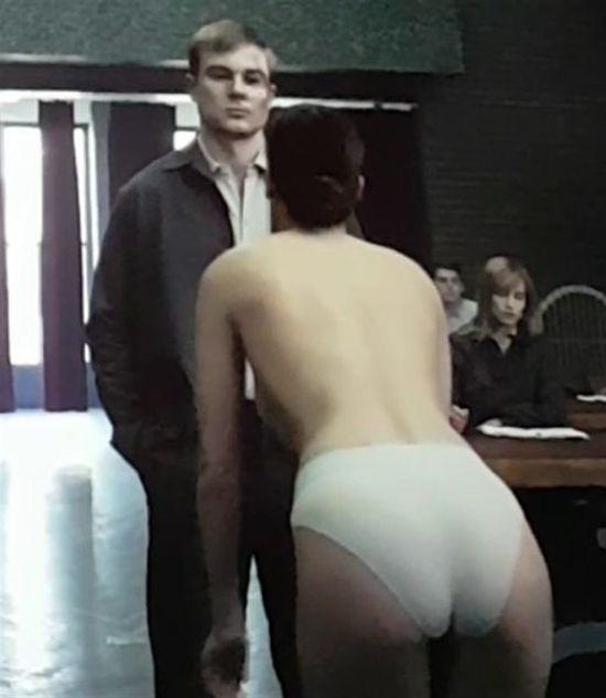 Кадры со съемок фильма «Красный воробей» с обнаженной Дженнифер Лоуренс попали в интернет (6 фото + видео)