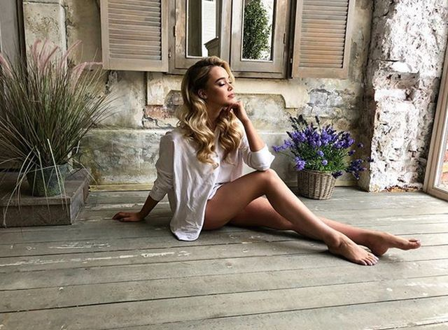 Дарья Картышова, уроженка Нижнего Новгорода, отправится на конкурс «Мисс Земля»-2018 (17 фото)