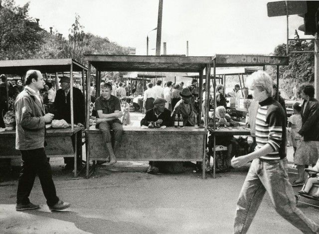 Черно-белые 90-е (17 фото)