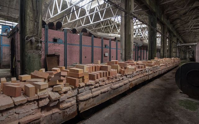 Тайны заброшенного кирпичного завода (18 фото)
