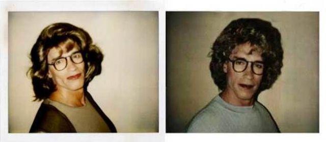 Неизвестные ипостаси известных людей (24 фото)