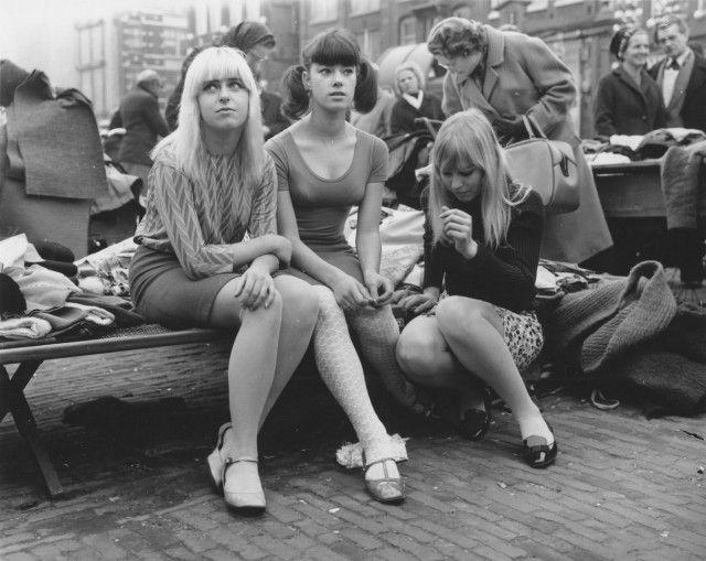 Улыбчивые и забытые: кадры из прошлого века (20 фото)