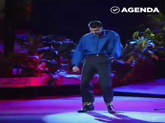Привет из прошлого: так выглядел Макс Фадеев в 90-х