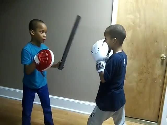 Тяжело в учении, легко в бою