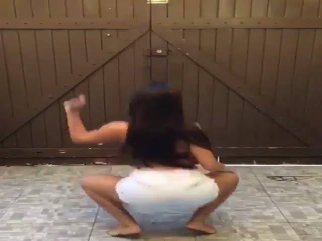 Соблазнительный танец
