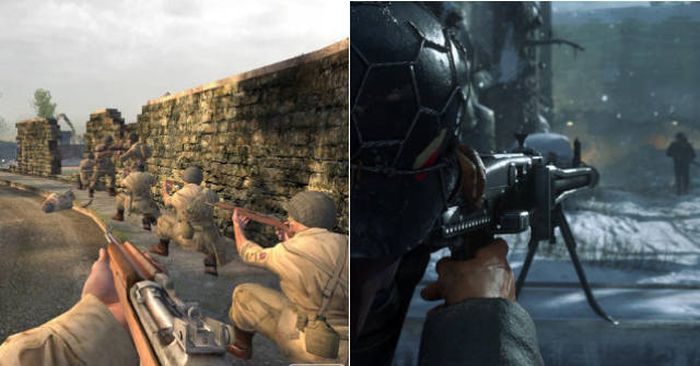 Эволюция игр (18 фото)