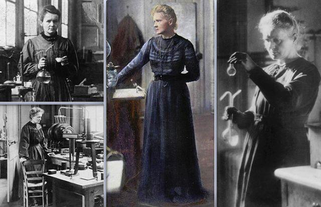 Мария Кюри - когда последствия преследуют даже после смерти (7 фото)