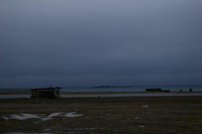 Новая Земля: как выжить в русской Арктике (42 фото)