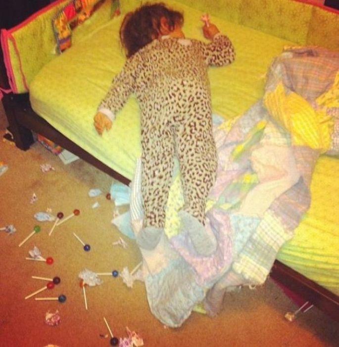 Дети – символ разрушения (26 фото)