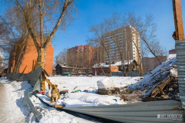 600 тысяч на снос дома, которого уже давно нет (4 фото)