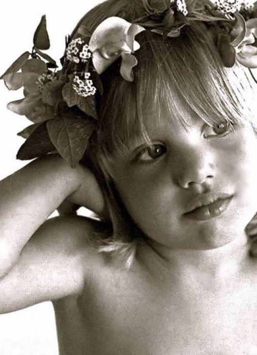 Знаменитости Голливуда на детских фотографиях (20 фото)