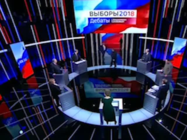 Дебаты без драки - не дебаты