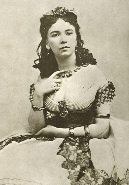 Парижские куртизанки XIX века (17 фото)