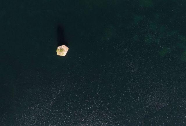 Искусственные плавучие острова, как место для отдыха (5 фото)