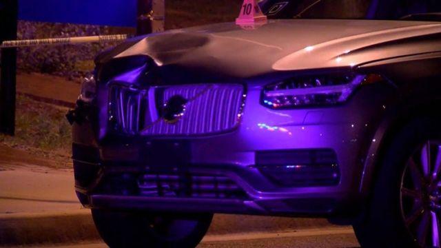 В США произошло первое смертельное ДТП с участием автомобиля, двигавшегося на автопилоте (2 фото + видео)