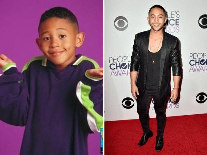 Юные актеры: тогда и сейчас (20 фото)