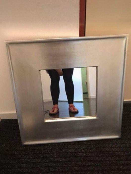 Зеркальные фото (18 фото)