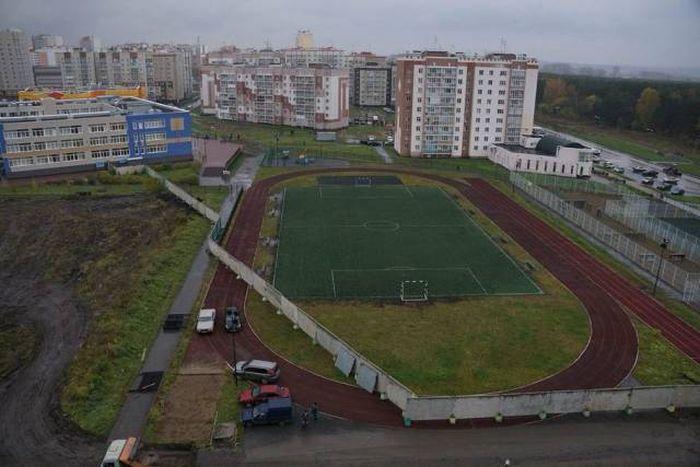 Странные и забавные фото из России (42 фото)