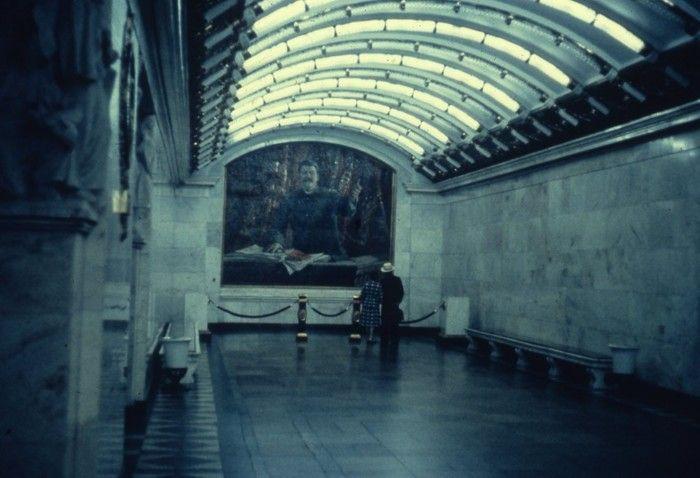 Неизвестные ранее цветные фото СССР (43 фото)