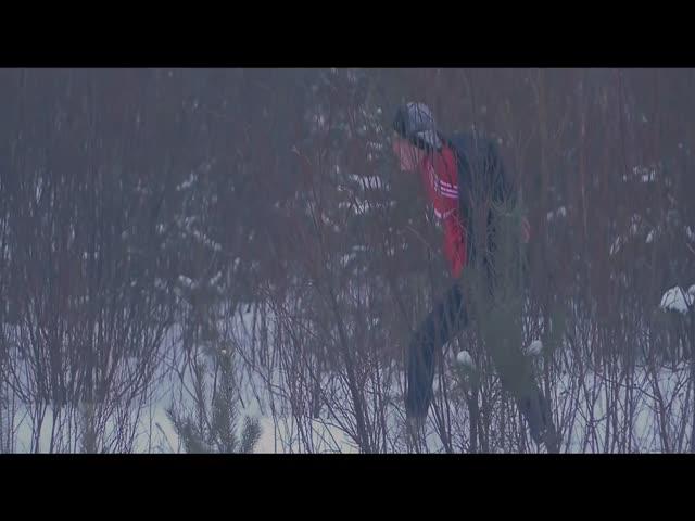 Южноуральцы сняли видео о затянувшейся зиме