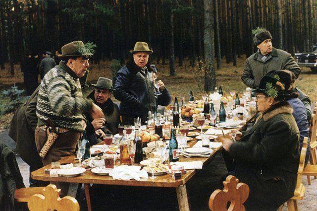 Дачи генсеков СССР (14 фото)