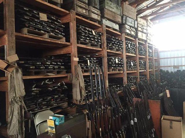 """Оружейный """"супермаркет"""" в Пенсильвании (9 фото)"""