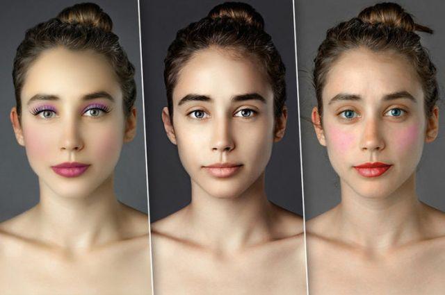 Представление о женской красоте в разных странах мира (24 фото)