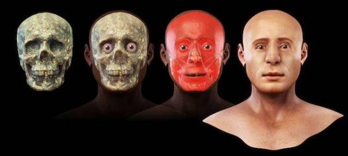 Как выглядели известные личности, жившие сотни и тысячи лет назад (14 фото)