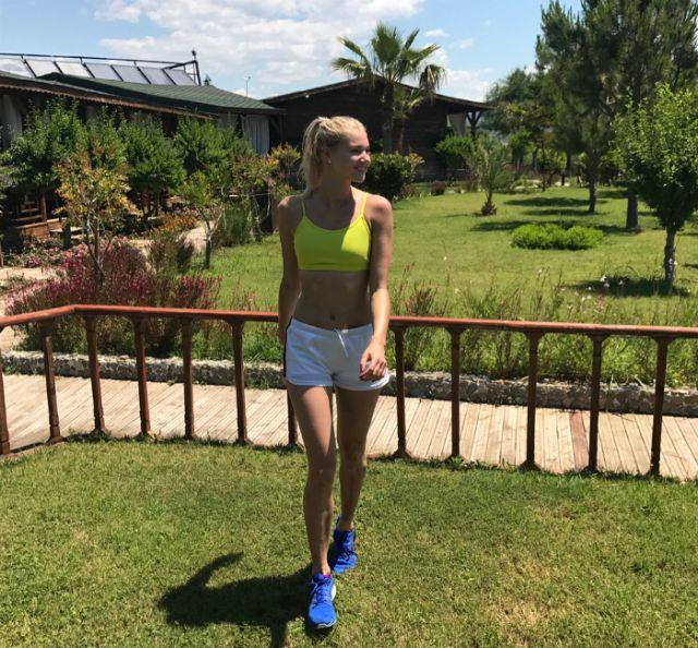 «Принцесса волейбола» Валерия Сафонова (16 фото)