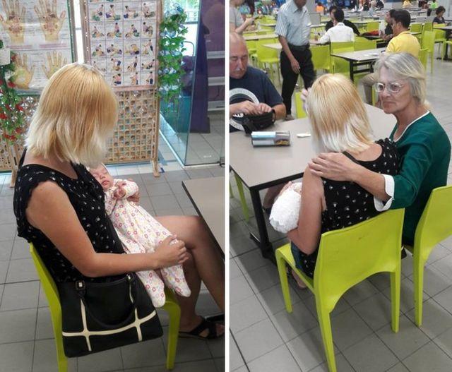 Небезразличные люди помогли вернуться в Россию омичке и ее новорожденной дочери (5 фото)