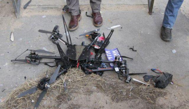 «Почта России» провалила первую попытку доставить посылку дроном (4 фото + видео)