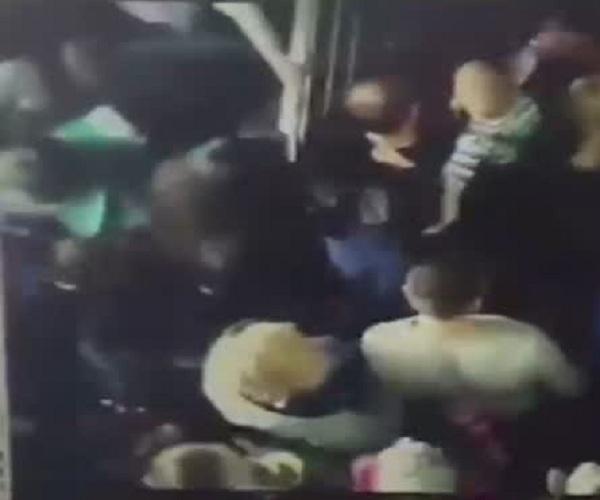 """Эвакуация в ТЦ """"Зимняя вишня"""""""