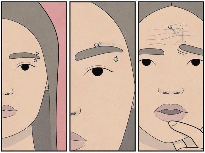 Современная жизнь в комиксах Антона Гудима (30 картинок)