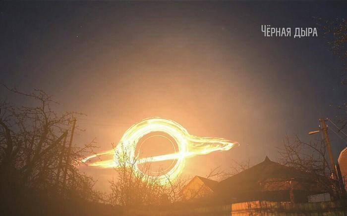 Если бы космические явления можно было увидеть невооруженным глазом (8 фото)