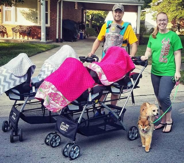Счастливая семья (13 фото)