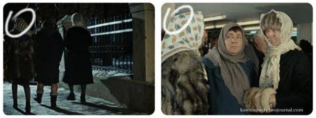 Ляпы в советских фильмах (8 фото)